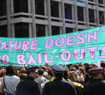 Nature Doesn't Do Bail Outs