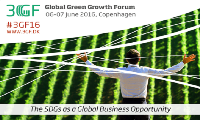 SDG's as a business opportunity.