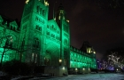 Natural-History-Museum-turns-GREEN