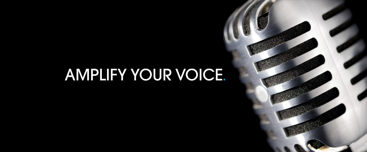 Amplify-Your-Voice
