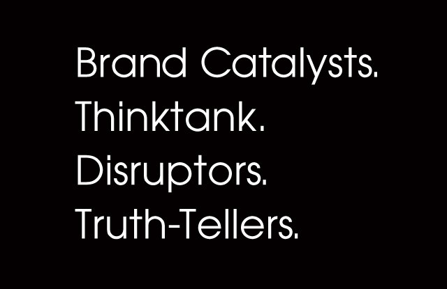 Catalysts, Disruptors