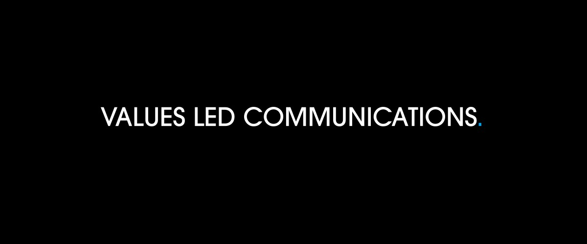 Values-Led-Communications